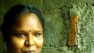 Indian village aunty strip