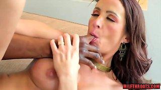 Hot milf ass fuck and cumshot