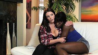 Twistys - Milk Chocolate - Ana Foxxx,Angela W