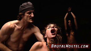 Bondage slave girl fucked and german extreme Two youthful