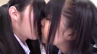 Lesbian school ass