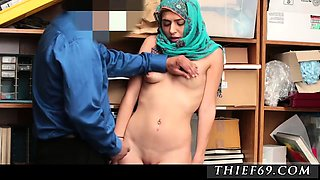 Are you still virgins first time Hijab-Wearing Arab Teen