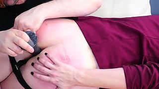 Wicked kitten is brought in butt hole asylum for hars06ZMp