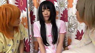 Love Live! School Sexy Idol Project - 09 - Honoka, Kotori and Umi