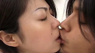 Hottest Japanese slut in Fabulous Amateur, Threesomes JAV video