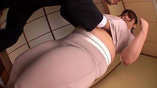 Incredible Japanese girl in Fabulous Big Tits, BBW JAV video