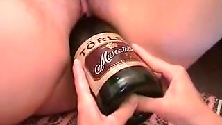 Extreme Lesbian Toying And Ass Fisting