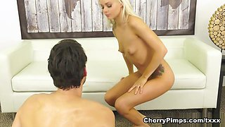Elsa Jean & Jay Smooth in Flexible And Ready To Fuck - WildOnCam