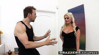 Brazzers - Shes Gonna Squirt - Guru Gushing scene starring Alexis Ford and Erik Everhard