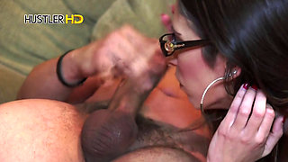 The Boss' Wife Swallowed My Load