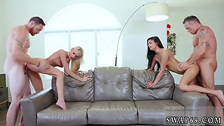 Cheating wife under table blowjob The Suggestive Swap
