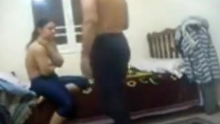 Hadin cam  his  arab wife s sister has sex with her