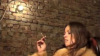 Exotic homemade Fetish, Smoking porn movie