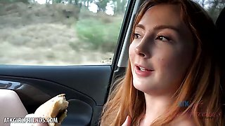 Megan Winters fucking you in paradise POV Style