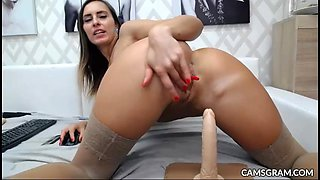 Amazing Milfy Hooker Fuck Hard Dirty On Cam