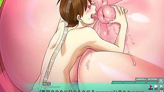 Oh!! microman yuna 5