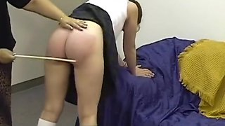 Mother Spanking Daughter