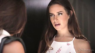 Abigail Mac and Cassidy Klein at Girlsway