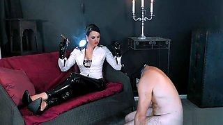 Cigar smoking Mistress 1
