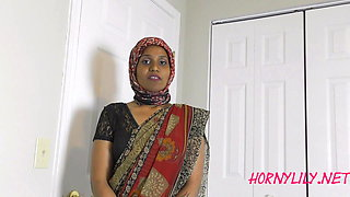 Muslim Indian Forced By Boss To Be Slutty