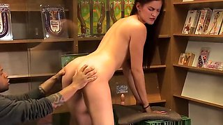 Bitch gets caught and punished by BBC