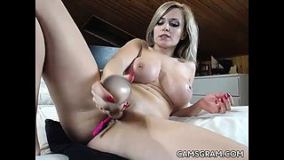 Feeling My Wet Cunt And Rubbing My Clit