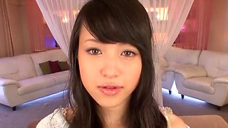 Amazing Japanese whore Ellis Nakayama in Horny Girlfriend, 69 JAV clip