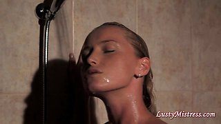 Mistress takes control of her slave