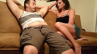 Part 1 Step brother and I finding a way to fuck