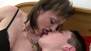 Hot Milf and her Lover
