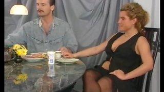 Crazy Japanese whore in Horny German, Red Head JAV scene
