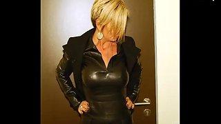FETISH DRESS OF MY PROSTITUTE WIFE --mdm