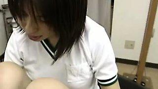 Sayuri Kawashima gets fucked by horny doctor