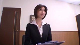 Exotic Japanese model Akari Asahina in Best Cunnilingus JAV clip
