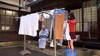 Hibiki Otsuki in Prohibited Nursing part 1.1