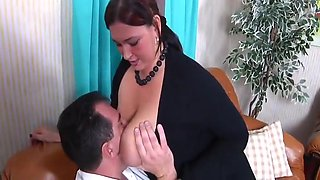 HORNY GERMAN HOUSEWIFE #1 -BsR