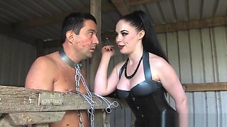 Femdom life - Slave for girl allday