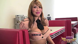 Busty sex goddess Ava Devine shares her kinky erotic stories