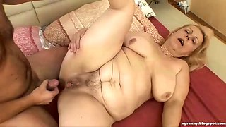 Ayntritli ugly mature anal