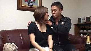 Hottest Japanese girl in Amazing 69, Wife JAV video