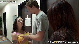 Brazzers big tits at school melina mason jeremy austin