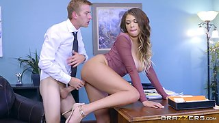 cassidy banks takes a pounding she so desperately craves