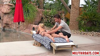 busty milf sex and cumshot video