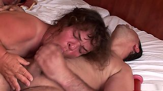 Crazy pornstars Duli Fuli and Gidget The Monster Midget in exotic fetish, bbw adult scene
