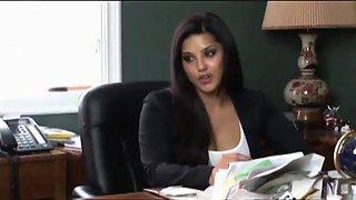 Lawyer fucks her secretary