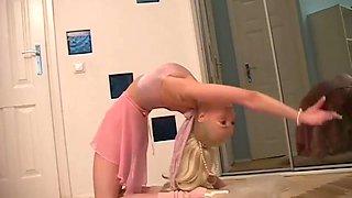 skinny flexi ballerina extreme banged