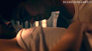Sydney Sweeney Sex Defloration Scene from 'The Handmaid's Ta