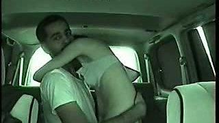 Arabic Couple Fucking In Jeep