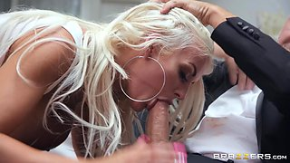 tommie jo is hungry for cock