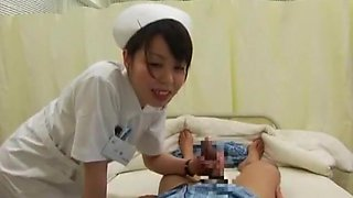 Best Japanese girl in Exotic Cunnilingus JAV movie
